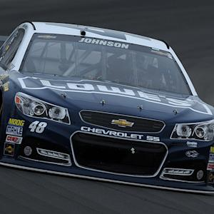 Johnson battles broken shifter at Michigan