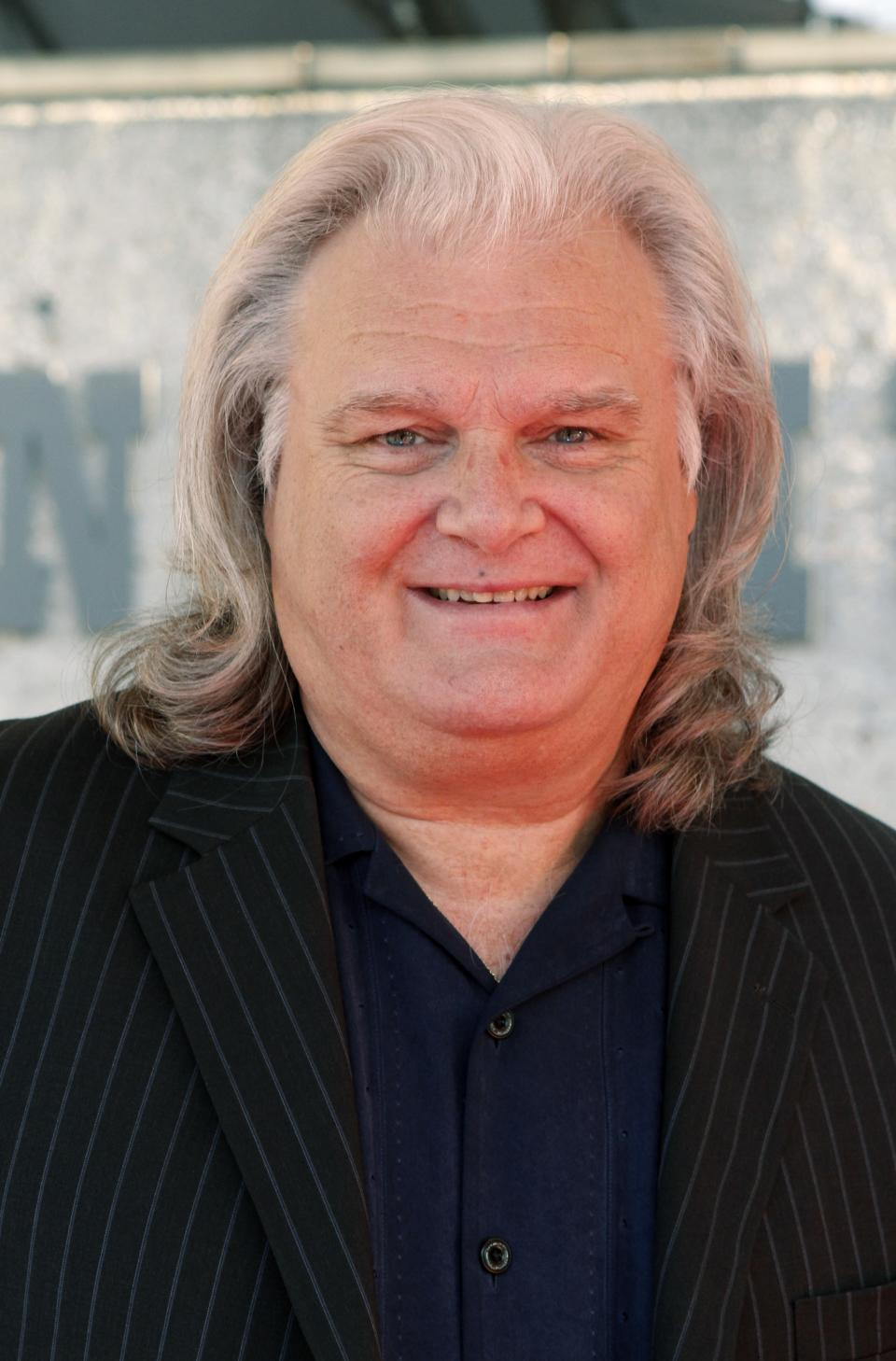 Ricky Skaggs attends the Country Music Hall of Fame Inductions on Sunday, Oct. 21, 2012 in Nashville, Tenn. (Photo by Wade Payne/Invision/AP)