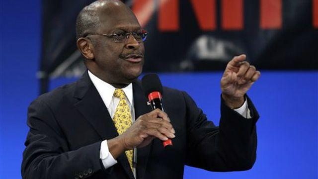Herman Cain fires up Tea Party supporters in Tampa