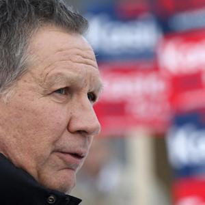 John Kasich Comes Through With Strong Showing in New Hampshire