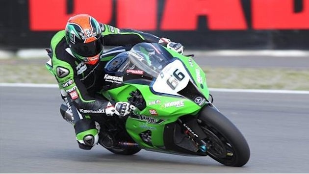 Superbike - Pole in Donington: Sykes-Show geht weiter