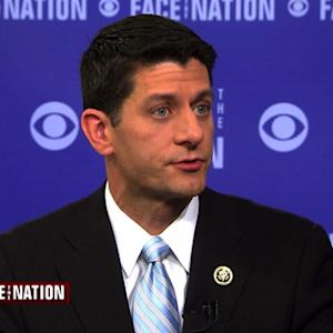 """Paul Ryan: """"Very important"""" to pass trade deals"""