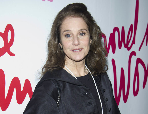 "FILE - This March 9, 2012 file photo shows actress Debra Winger at The Third Annual DVF Awards held at the United Nations. Winger will make her broadway debut in ""The Anarchist,"" a play by David Mamet. Winger will star alongside Patti Lupone in the two-character play opening on Dec. 2. (AP Photo/Charles Sykes, file)"