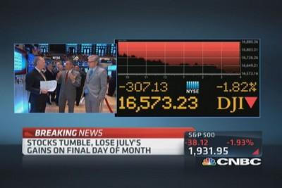 Pisani: This could really kill the rally...