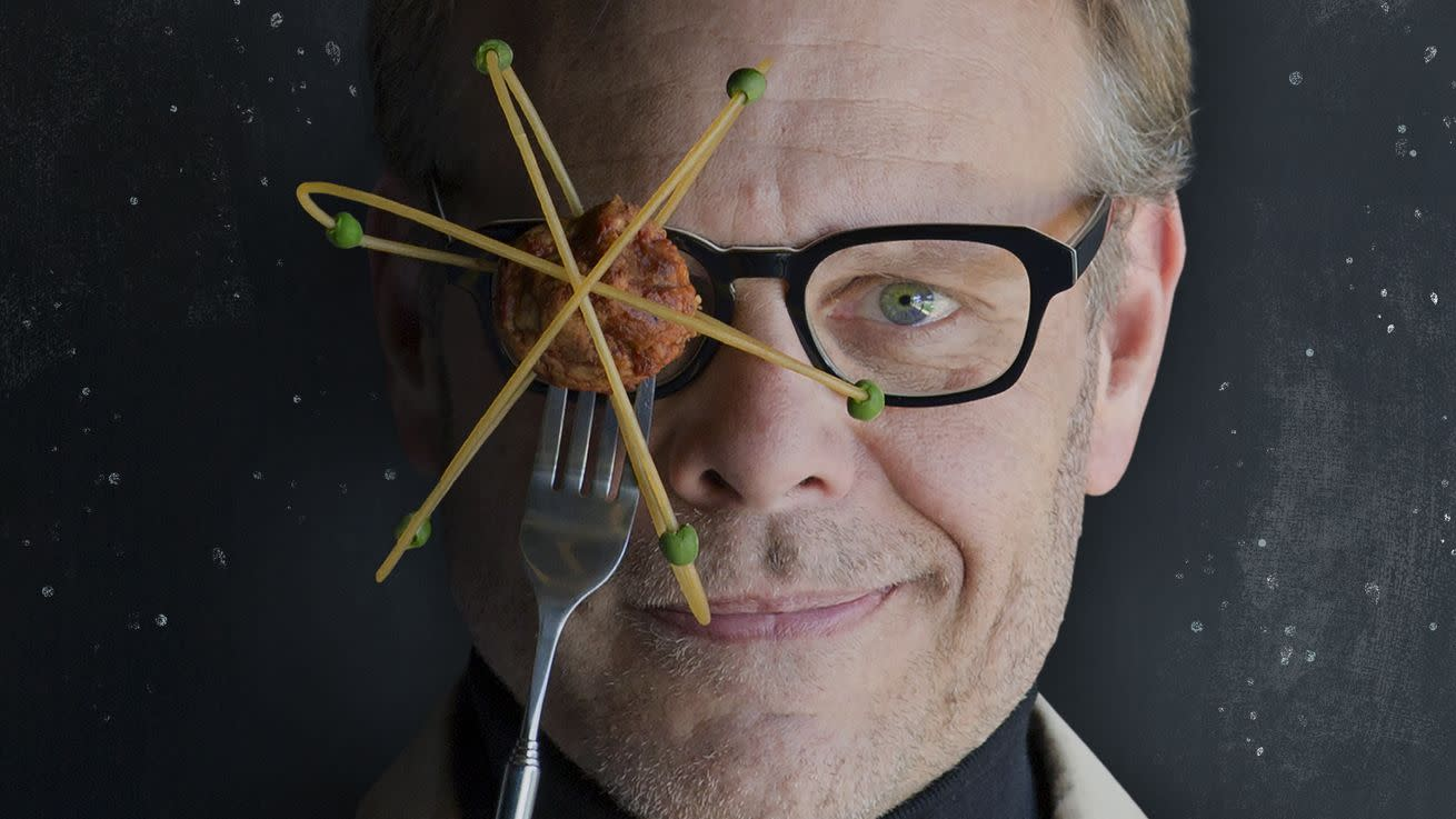 Alton Brown Launches 'Eat Your Science' Tour in Charleston