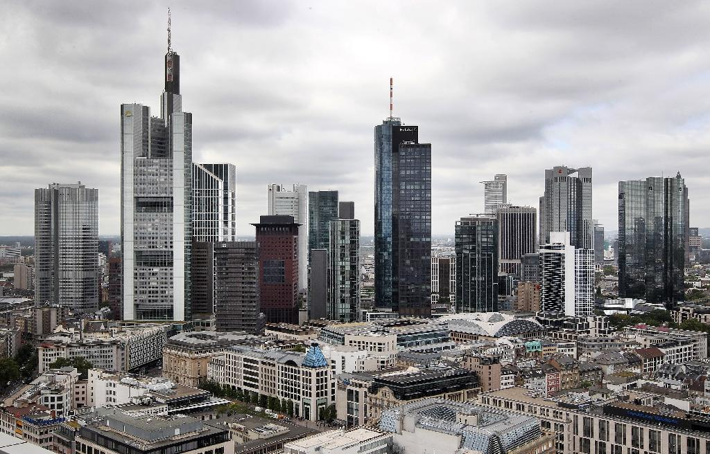 Frankfurt charm offensive for Brexit-wary London firms