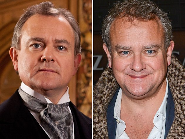 Hugh Bonneville (Robert, Earl …