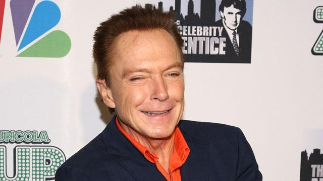 David Cassidy Cited for Alleged Hit-and-Run Involvement