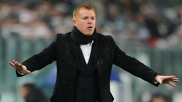 Neil Lennon Celtic manager (PA Photos)