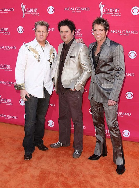 Rascal Flatts ACM Aw