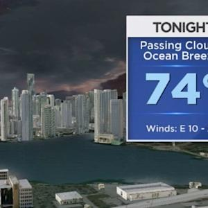 CBSMiami.com Weather @ Your Desk 12/20/13 12:30 PM
