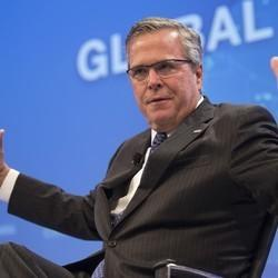 GOP Senators Are Lukewarm On Jeb Bush As Commander In Chief