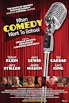 Poster of When Comedy Went To School