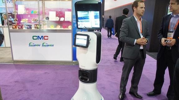 Robot Avatar for Physicians Gets FDA Approval