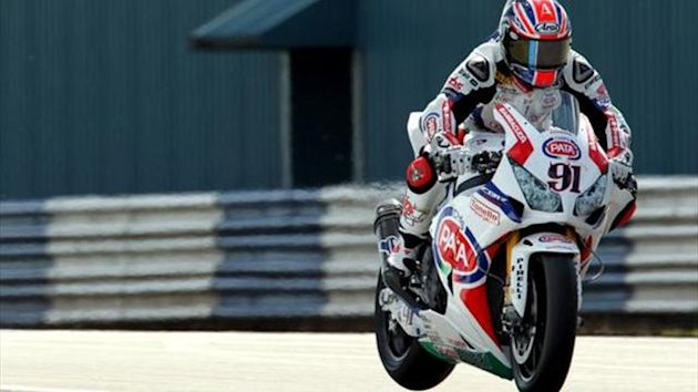 Donington WSBK: Haslam?s Donington heartbreak