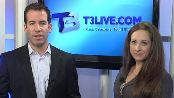 In their final Morning Call Express of 2012, Scott Redler, the Chief  Strategist for T3Live.com, and Jill Malandrino of TheStreet see how the retail sector, KORS, AMZN, and AAPL are finishing the year.