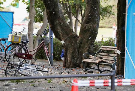Japanese suicide pensioner blows himself up in park, injures three others: NHK