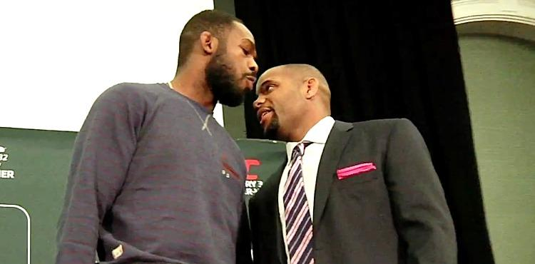 Daniel Cormier Shoots Down New York Fight with Jon Jones