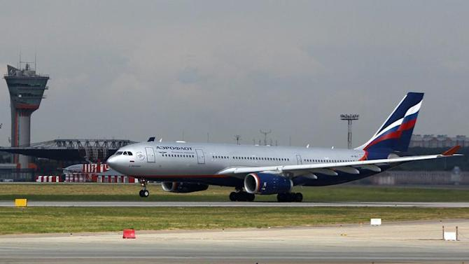 Aeroflot flight heading to the Cuban capital Havana takes off from Moscow's Sheremetyevo airport