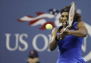 Williams runs away from Wozniacki at US Open
