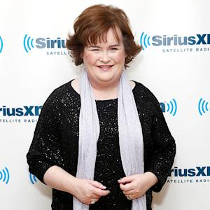 "Susan Boyle Ready to Date, Wants to Find a ""Good Man"""