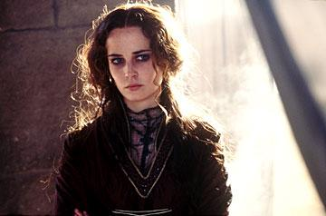 Eva Green as Sibylla in 20th Century Fox's Kingdom of Heaven