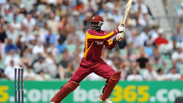 Darren Sammy starred with bat and ball for the visitors