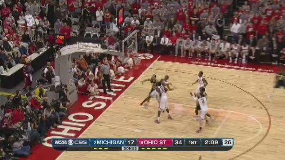 Michigan at Ohio State re …