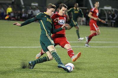 Portland Timbers attacker breaks goalkeeper's ankles to seal MLS Cup Final trip