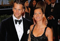Tom Brady and Gisele Bundchen | Photo Credits: Randy Brooke/WireImage