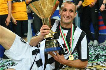 Juventus targeting Supercoppa, says Chiellini
