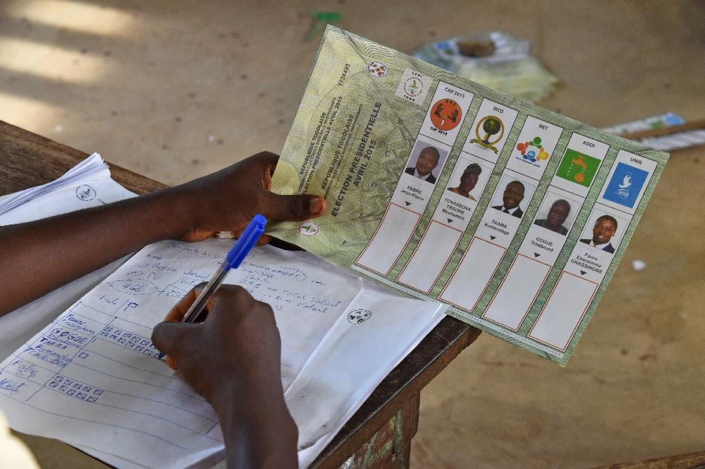Only half Togo's voters turned out for key poll