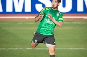 Pato: Corinthians return led to Brazil recall