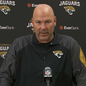Jacksonville Jaguars postgame press conference