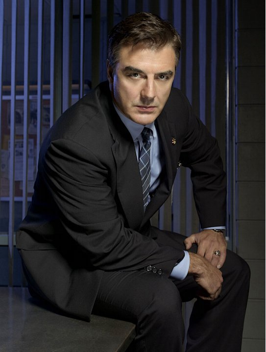 Chris Noth stars as Mike Logan in Law &amp; Order: Criminal Intent on NBC. 