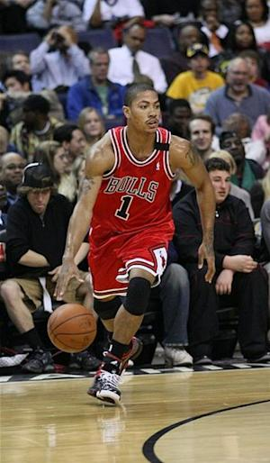 Derrick Rose Shows No Fear in Return to Action