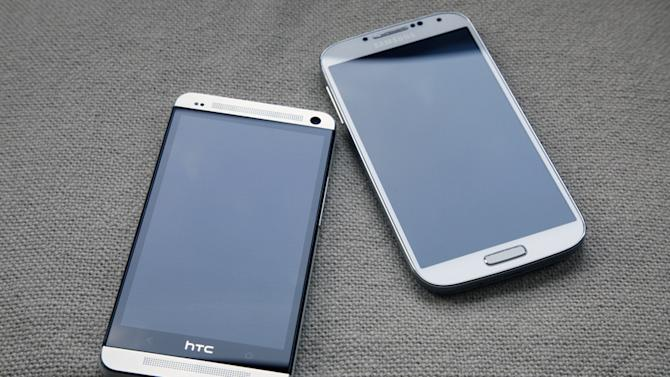 The Galaxy S4 outperforms HTC One… even when it can't cheat