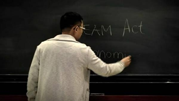UCB student comes out in support of Dream Act