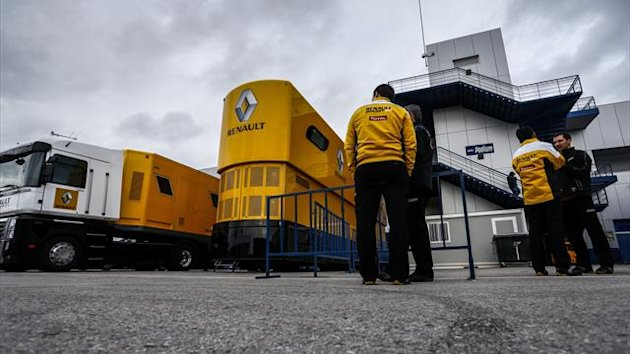 2014 Tests Jerez Renault