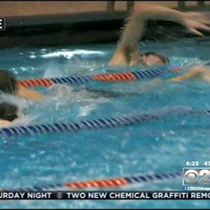 Swim Season Hits Key Point For High Schoolers