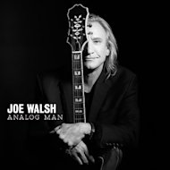Exclusive Stream: Joe Walsh's 'Analog Man'