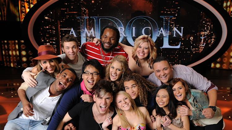 "Outstanding Reality-Competition Program: ""American Idol"""