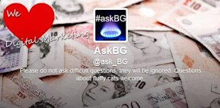 Twitter Users Love to Have a Gas – Just Ask BG image askbg askbgaccount