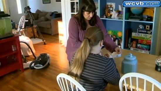 Adoption controversy affects local family