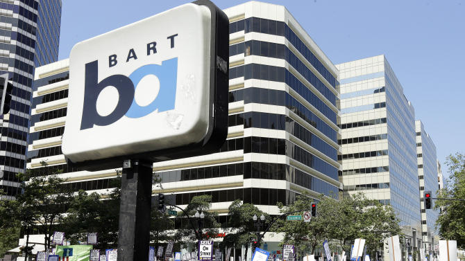 Bay Area commuters brace for another BART strike
