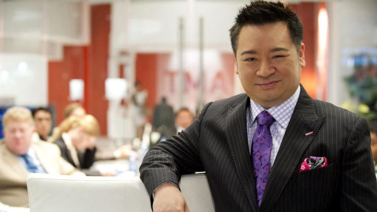 "Rex Lee stars as Lloyd in ""Entourage."""