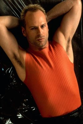 Bruce Willis in Columbia Pictures' The Fifth Element