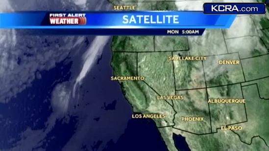 Eileen's Monday Morning Forecast 5.13.13