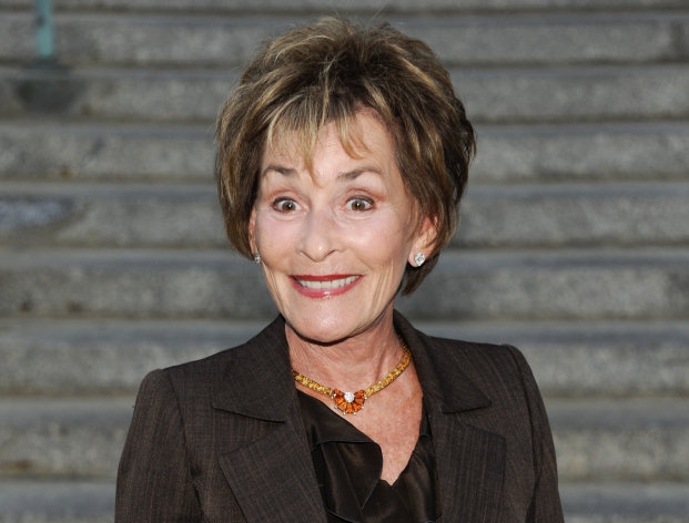 FILE - In this April 17, 2012 file photo, Judge Judy Sheindlin attends the Vanity Fair Tribeca Film Festival party at the State Supreme Courthouse in New York. &quot;Judge Judy&quot; is such a familiar part of daytime TV that now, in the post-Oprah Winfrey syndication world, it&#39;s easy to overlook how dominant it is. The show averaged 10.1 million viewers each day during the third week of January, a typical week, more than the next three courtroom shows combined, the Nielsen company said. (AP Photo/Evan Agostini, file )