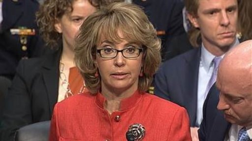 Giffords: 'We Must Do Something' …